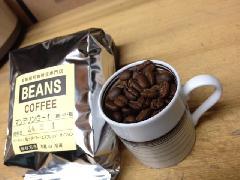自家焙煎豆コーヒーBEANS写真120201 2303