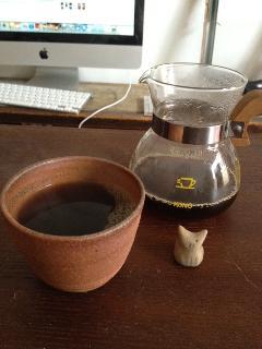 自家焙煎豆コーヒーBEANS写真120215 1419