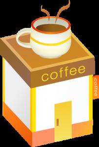 自宅カフェ予想図